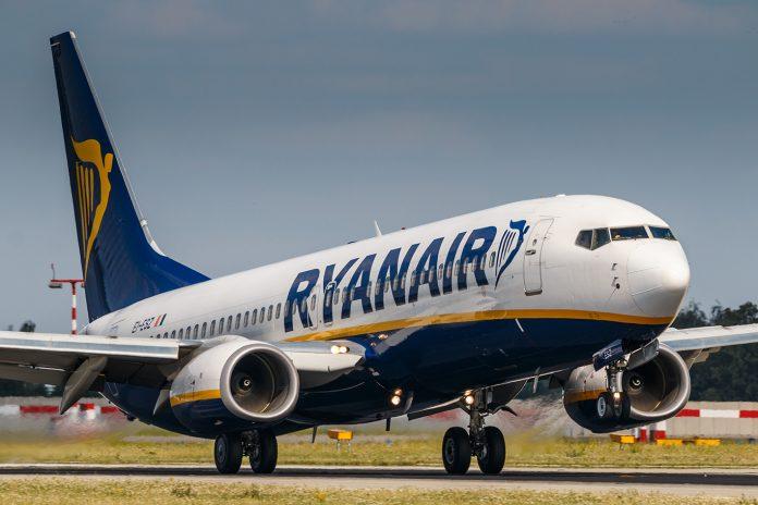 Ryanair will restore 40% of scheduled flights from 1 July