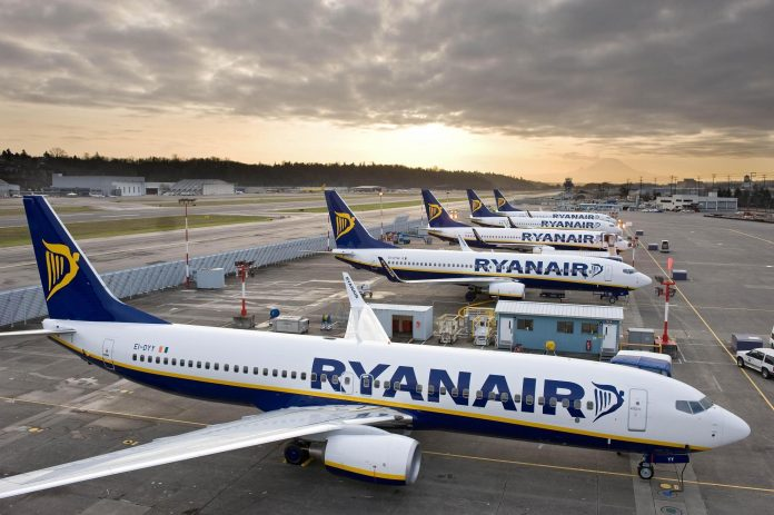 Ryanair warns refunds may take six months as boss Michael O'Leary takes 50% pay cut