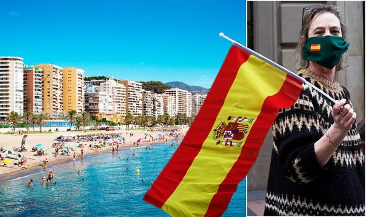 Spain to Abolish Entry Restrictions for UK Travellers