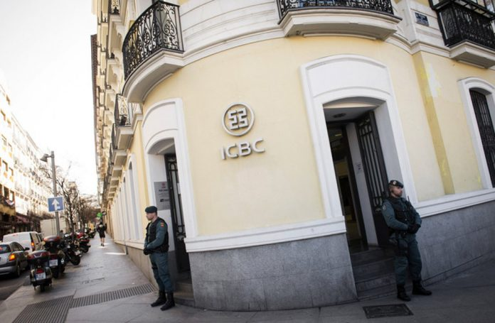 Four executives of Spain's Chinese bank ICBC found guilty of money laundering