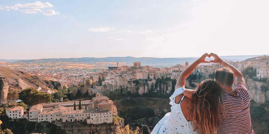 When can you travel between communities?