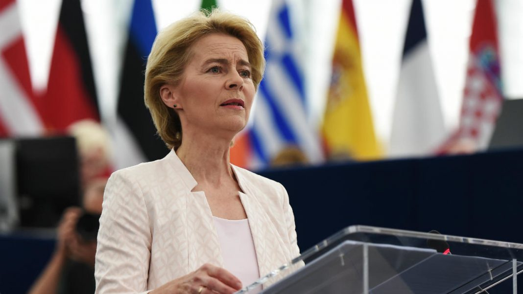 This was announced in a statement by the President of the European Commission, Ursula von der Leyen