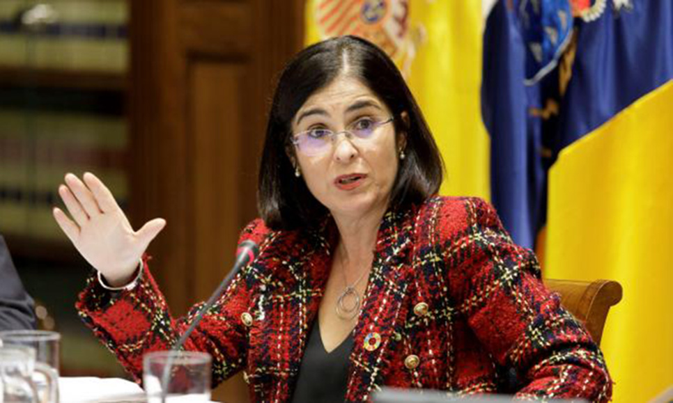 Sanchez appoints lawyer as new Minister of Health