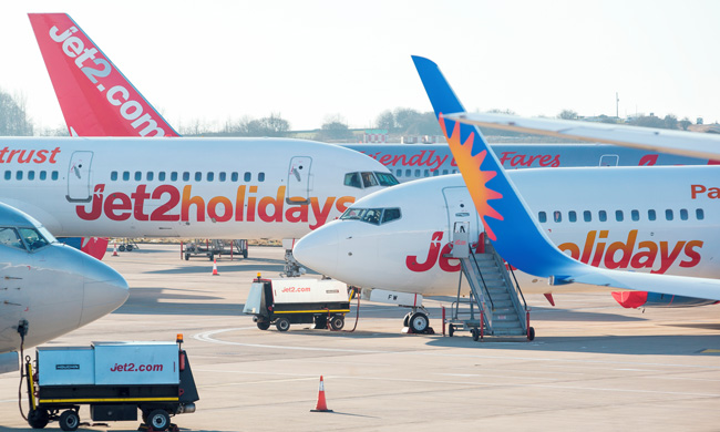 Jet2 grounds flights and axes holidays from Birmingham Airport
