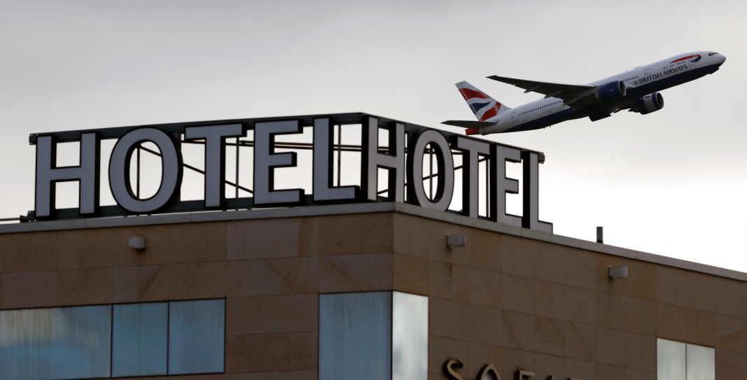 Spain could be added to UK 'red list' with travellers having to quarantine in hotels
