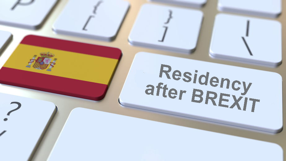 How to secure residency in Spain after Brexit