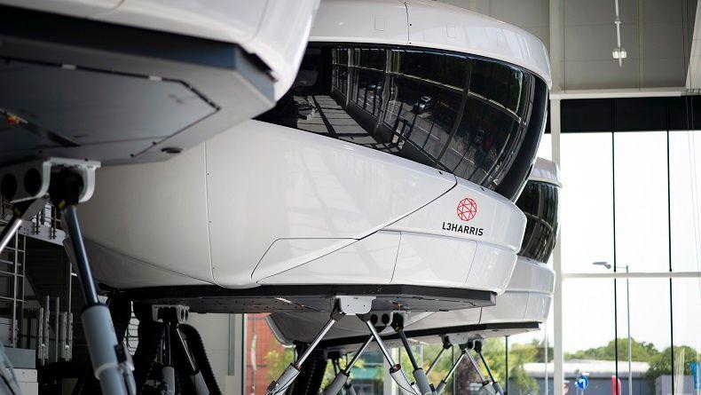 Simulators at the London Pilot School
