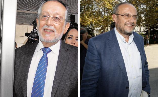 Alfonso Grau and Rafael Rubio