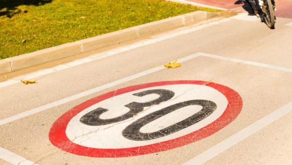 New speed limits to be introduced on 11 May