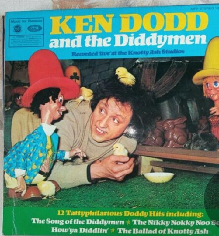 "Beatles 7"" demo recording worth £10,000 found in Ken Dodd record sleeve!"
